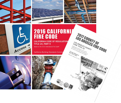 2017 County of Los Angeles Fire Code Complete