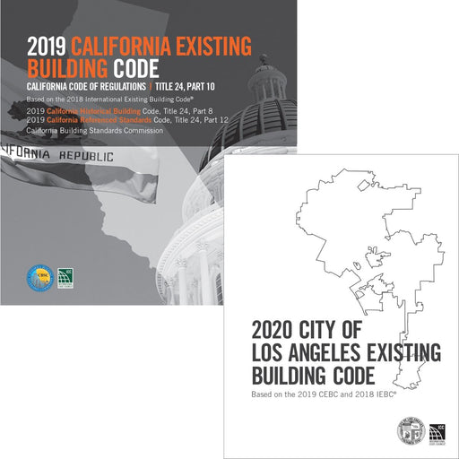 City of Los Angeles Existing Building Code