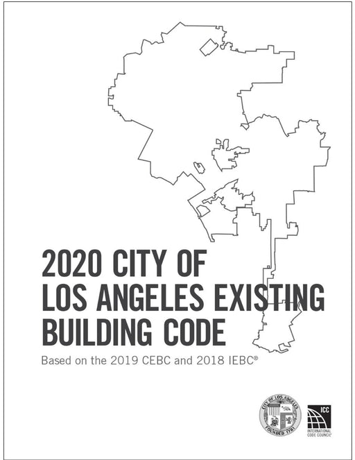 2020 City of Los Angeles Existing Building Code - Amendments only