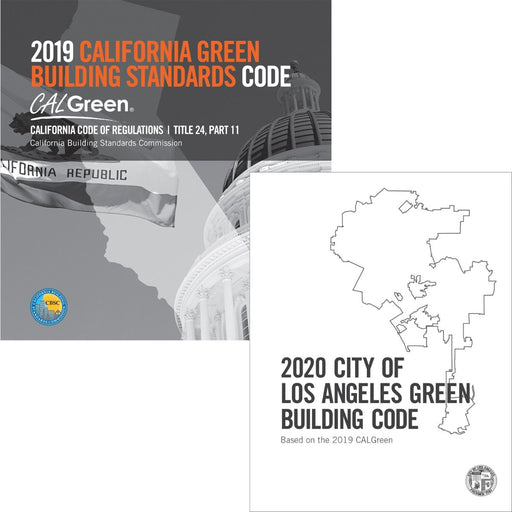 2020 City of Los Angeles Green Building Code - Complete Code