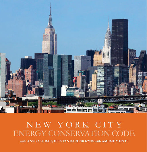 New York City Energy Conservation Code 2020