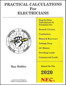 Practical Calculations for Electricians, Based on NEC 2020