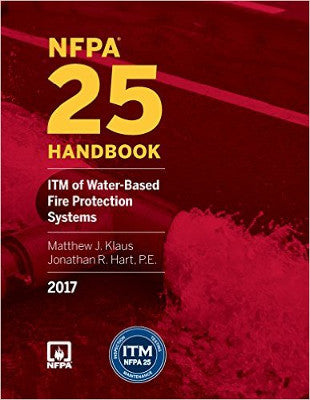 Standard for the Inspection, Testing and Maintenance Handbook