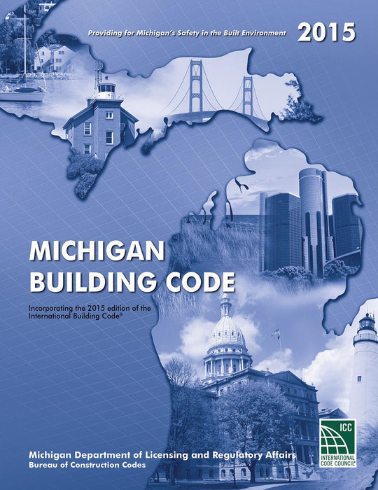 2015 Michigan Building Code