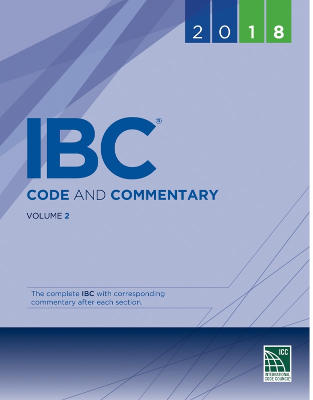 2018 IBC Code and Commentary Volume 2