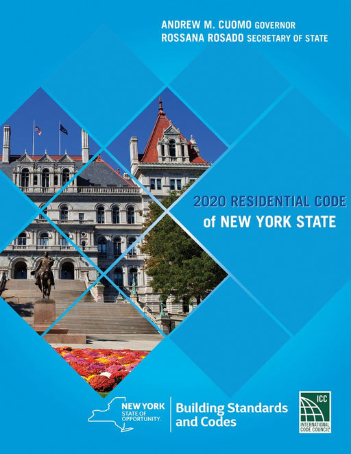 2020 New York State Residential Code