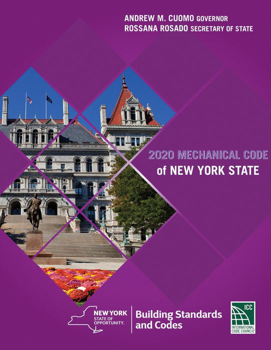 2020 New York State Mechanical Code