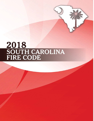 South Carolina Fire Code 2018