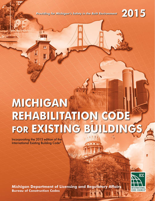 2015 Michigan Rehabilitation Code for Existing Buildings