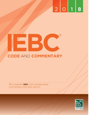 2018 International Existing Building Code (IEBC) and Commentary