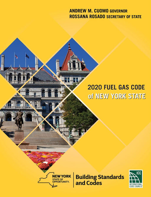 2020 New York State Fuel Gas Code