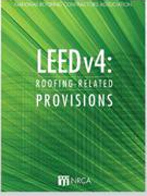 LEED V4: Roofing Related Provisions