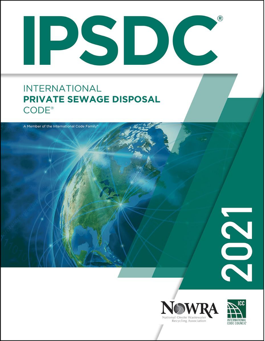 2021 International Private Sewage Disposal Code® Soft Cover