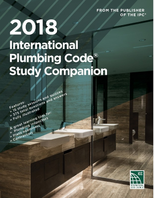 2018 International Plumbing Code Study Companion