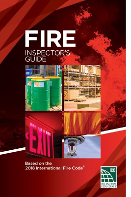 Fire Inspector's, Guide Based on the 2018 International Fire Code