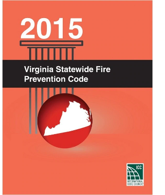 2015 Virginia Statewide Fire Prevention Code