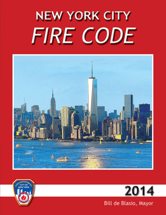 2014 New York City Fire Code