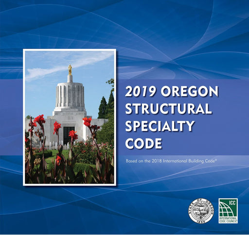 2019 Oregon Structural Specialty Code