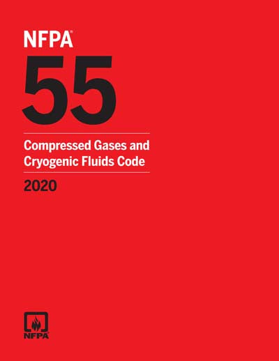 NFPA 55 Compressed Gases