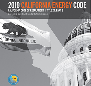 2019 California Energy Code, Title 24 Part 6