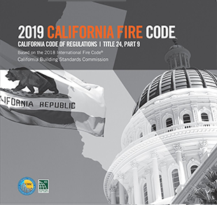 2019 California Fire Code, Title 24 Part 9