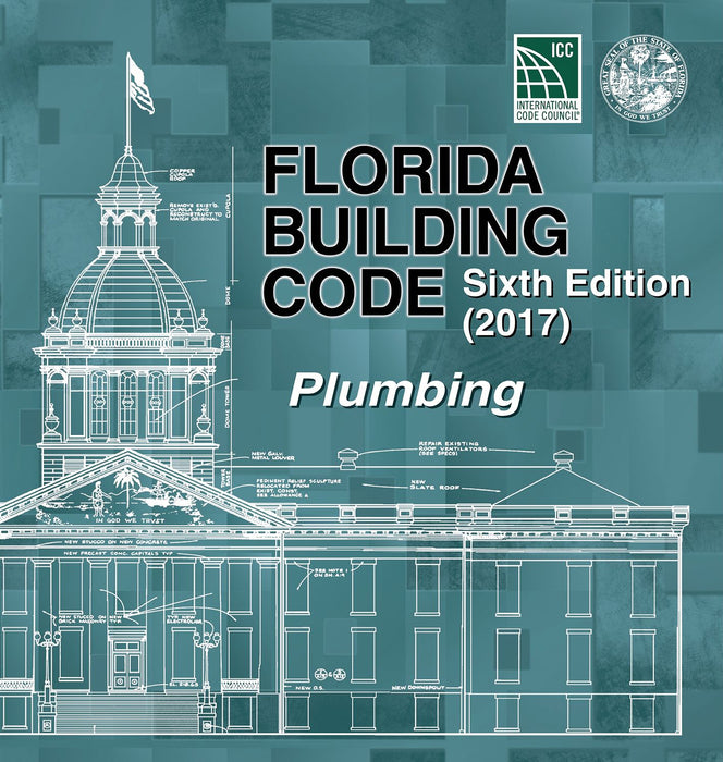 2017 Florida Building Code Plumbing 6th LL
