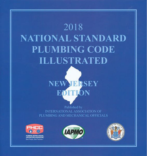 2018 New Jersey National Standard Plumbing Code