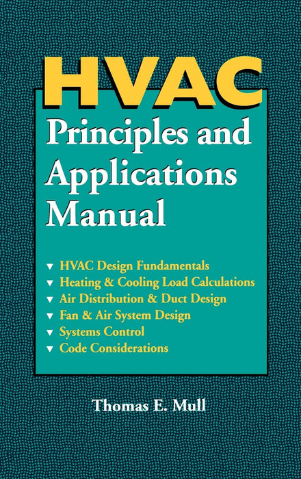 HVAC Principles & Applications Manual