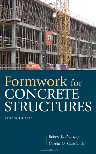 Formwork for Concrete Structures, Fourth Edition