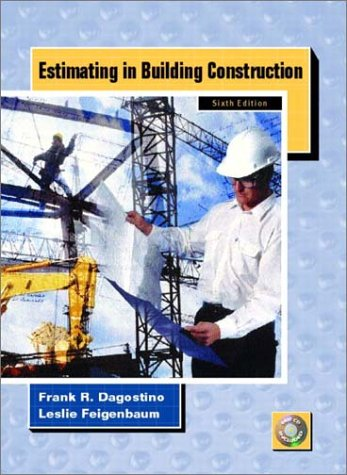 Estimating in Building Construction, Sixth Edition