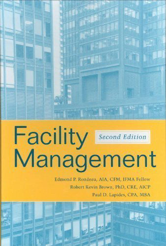 Facility Management, Second Edition