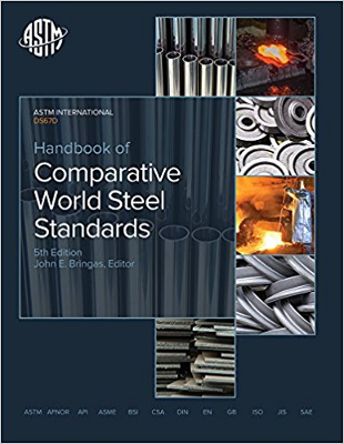 Handbook of Comparative World Steel Standards: 5th Edition