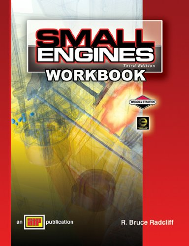 Small Engines Workbook, Fourth Edition
