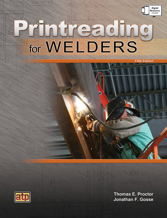 Printreading for Welders, Fifth Edition