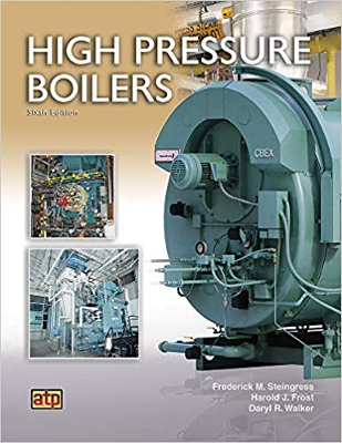 High Pressure Boilers 6th Edition