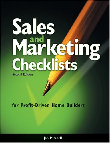 Sales and Marketing Checklists