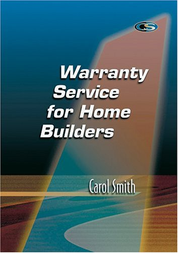 Warranty Service for Home Builders