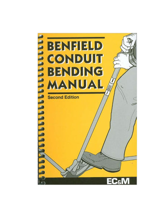 Benfield Conduit Bending Manual, Second Edition