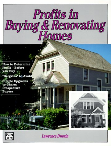 Profits in Buying & Renovating Homes