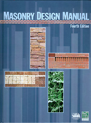 Masonry Design Manual, Fourth Edition
