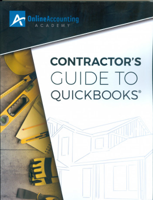 Contractors Guide to Quickbooks by Online Accounting Academy