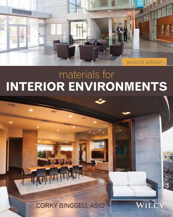 Materials for Interior Environments, Second Edition
