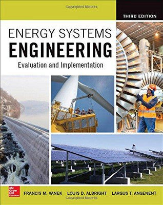 Energy Systems Engineering 3rd