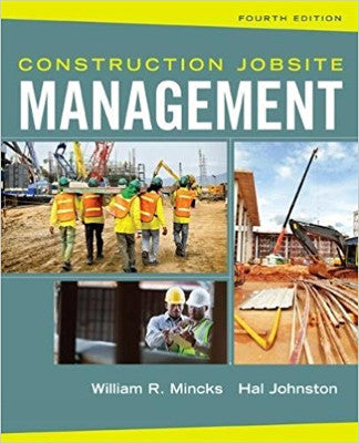 Construction Jobsite Management 4th Edition