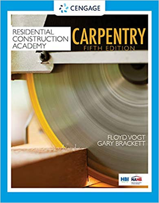 Residential Construction Academy: Carpentry, 5th