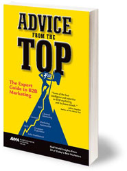Advice from the Top: The Expert Guide to B2B Marketing