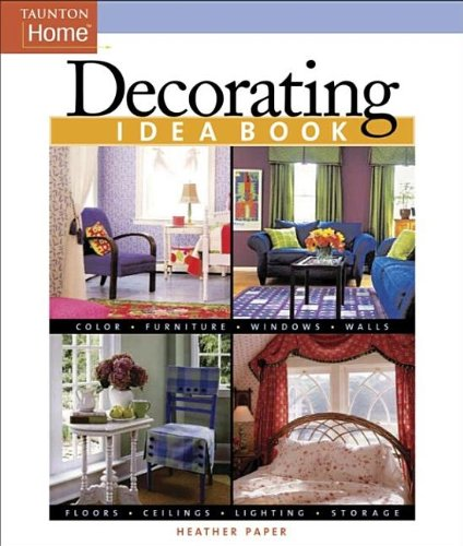 Decorating Idea Book