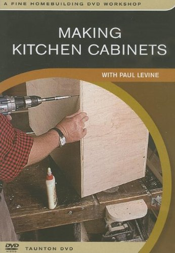 Making Kitchen Cabinets - DVD