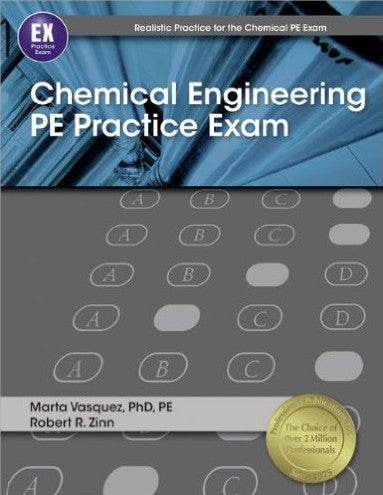 Chemical Engineering PE Practice Exam