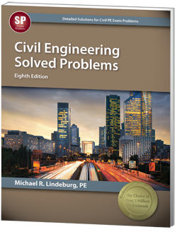 Civil Engineering Solved Problems, Eighth Edition